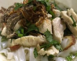 Kuey Teow Sup Special