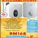 MIDEA Water Heater Home Shower
